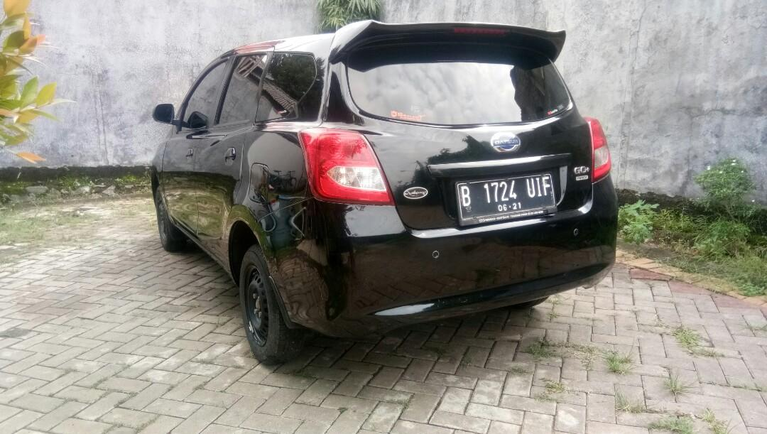Datsun Go+ Panca T1.2 th.2016
