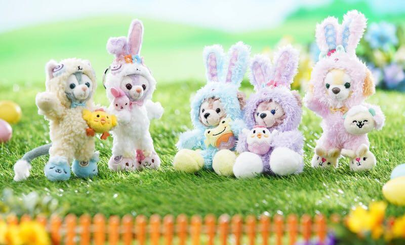 Duffy與好友 復活節商品系列(少量現貨)