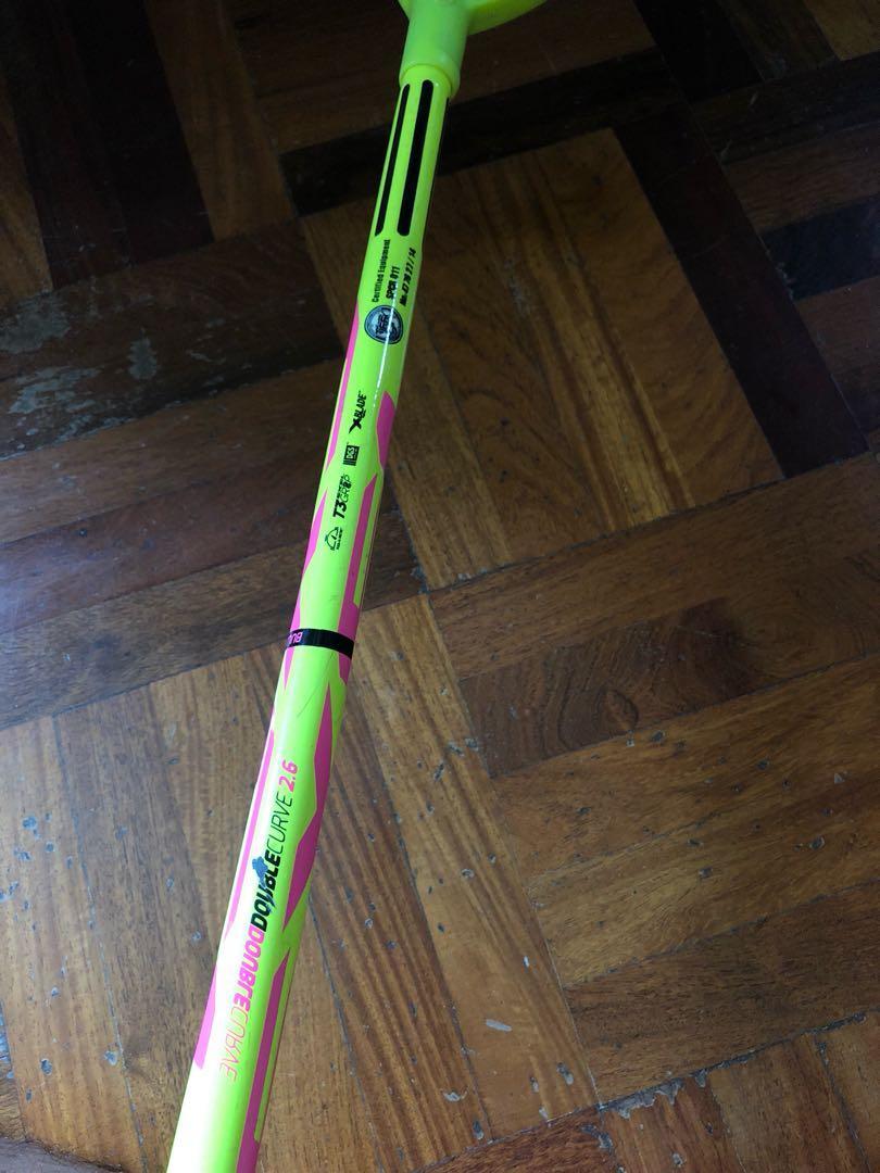 EXEL double curve flex 2.6 floorball stick
