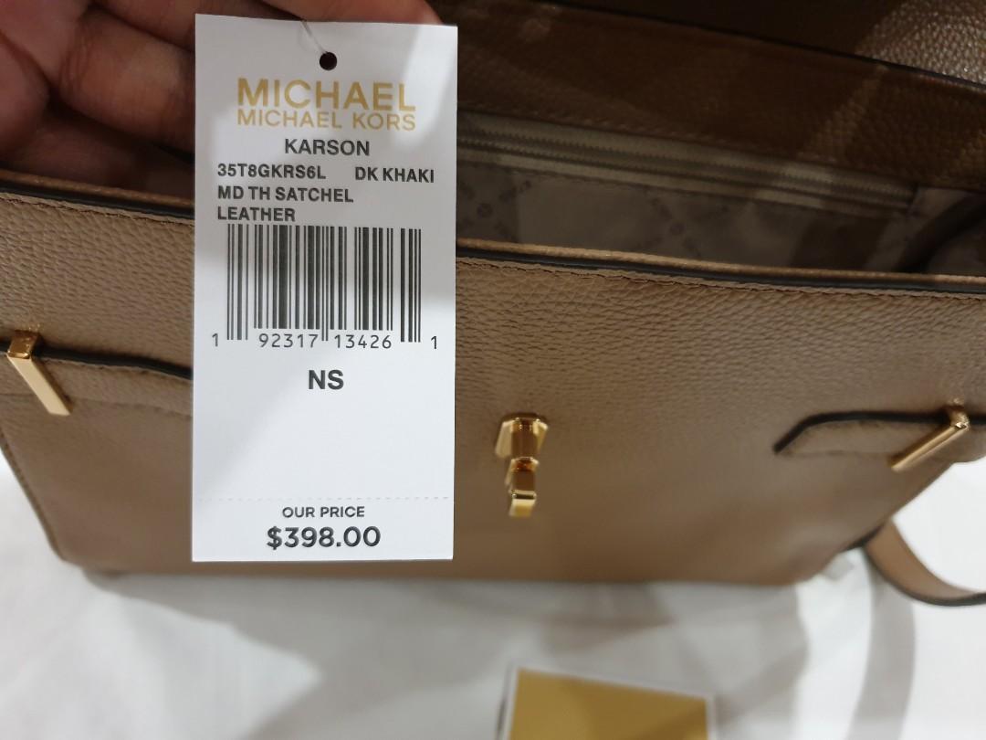 FAST SALE!! Michael kors Karson Cream