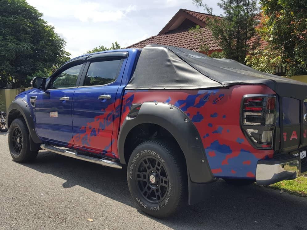 Ford Ranger murah untuk disewa