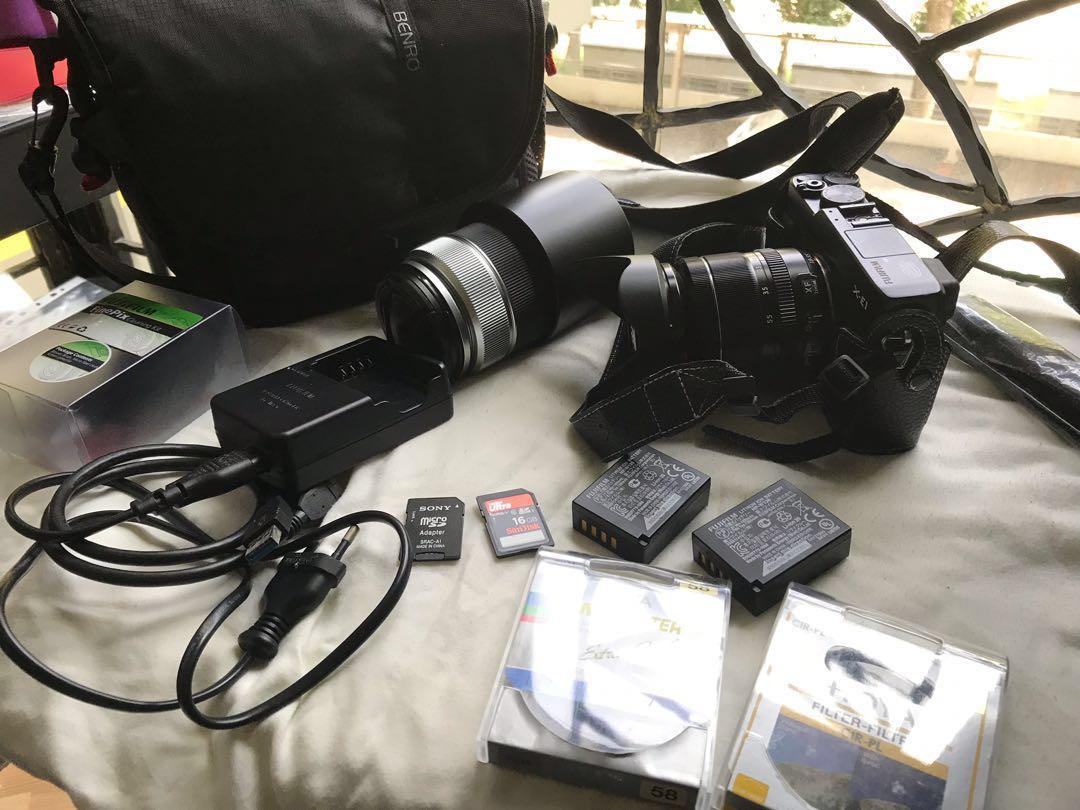 Fujifilm X-E1 flash sale