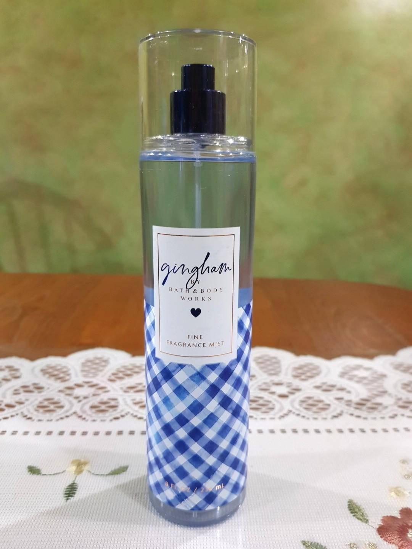 Gingham Fine Fragrance Mist