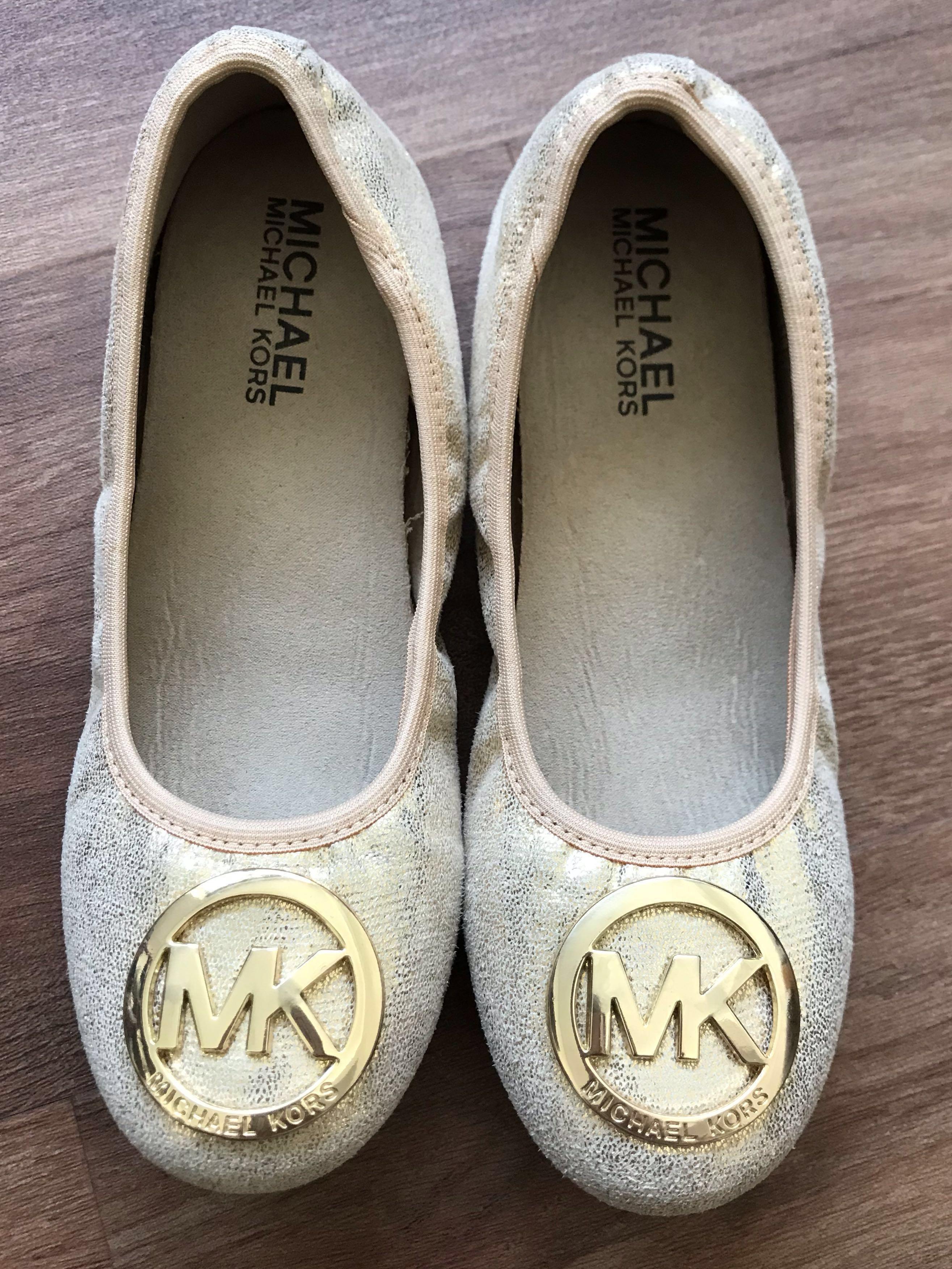 Girls Shoes Michael Kors ballet flats
