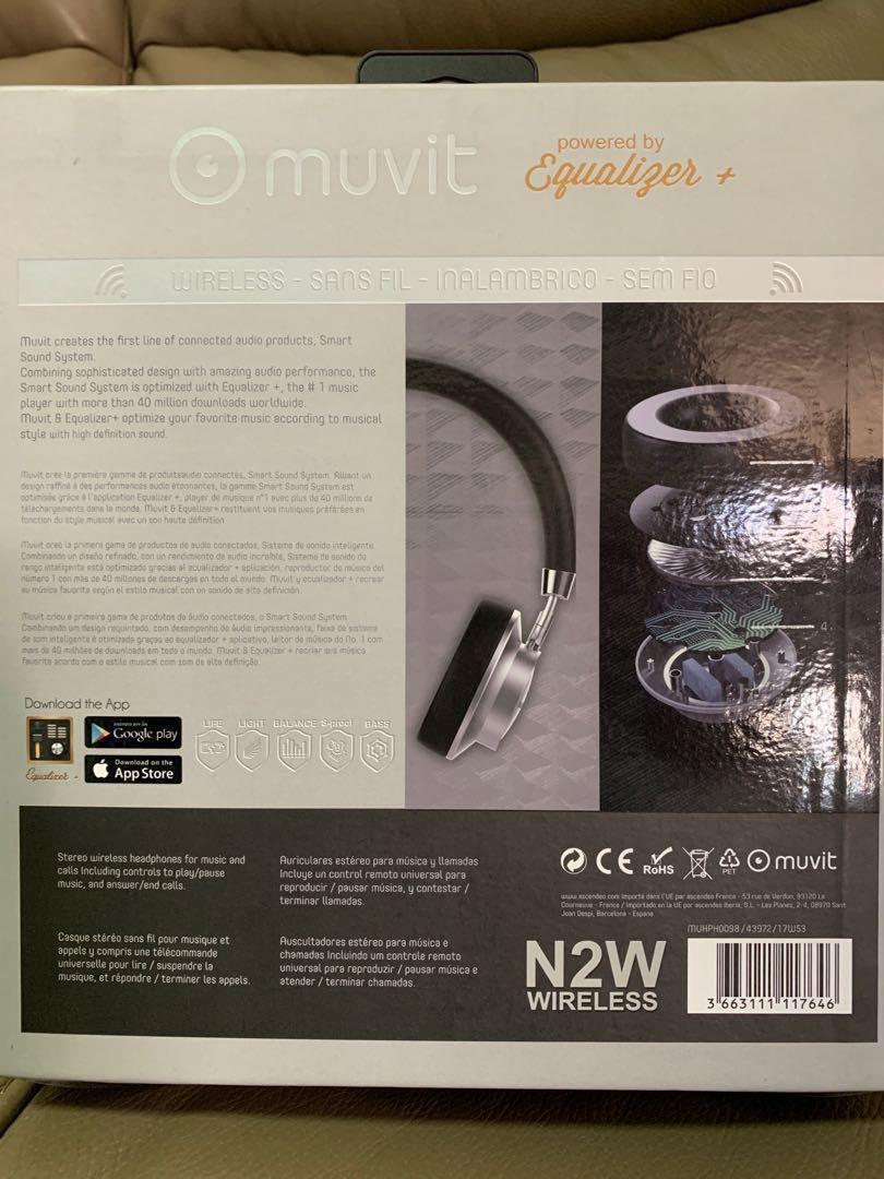Headphone——無缐藍芽