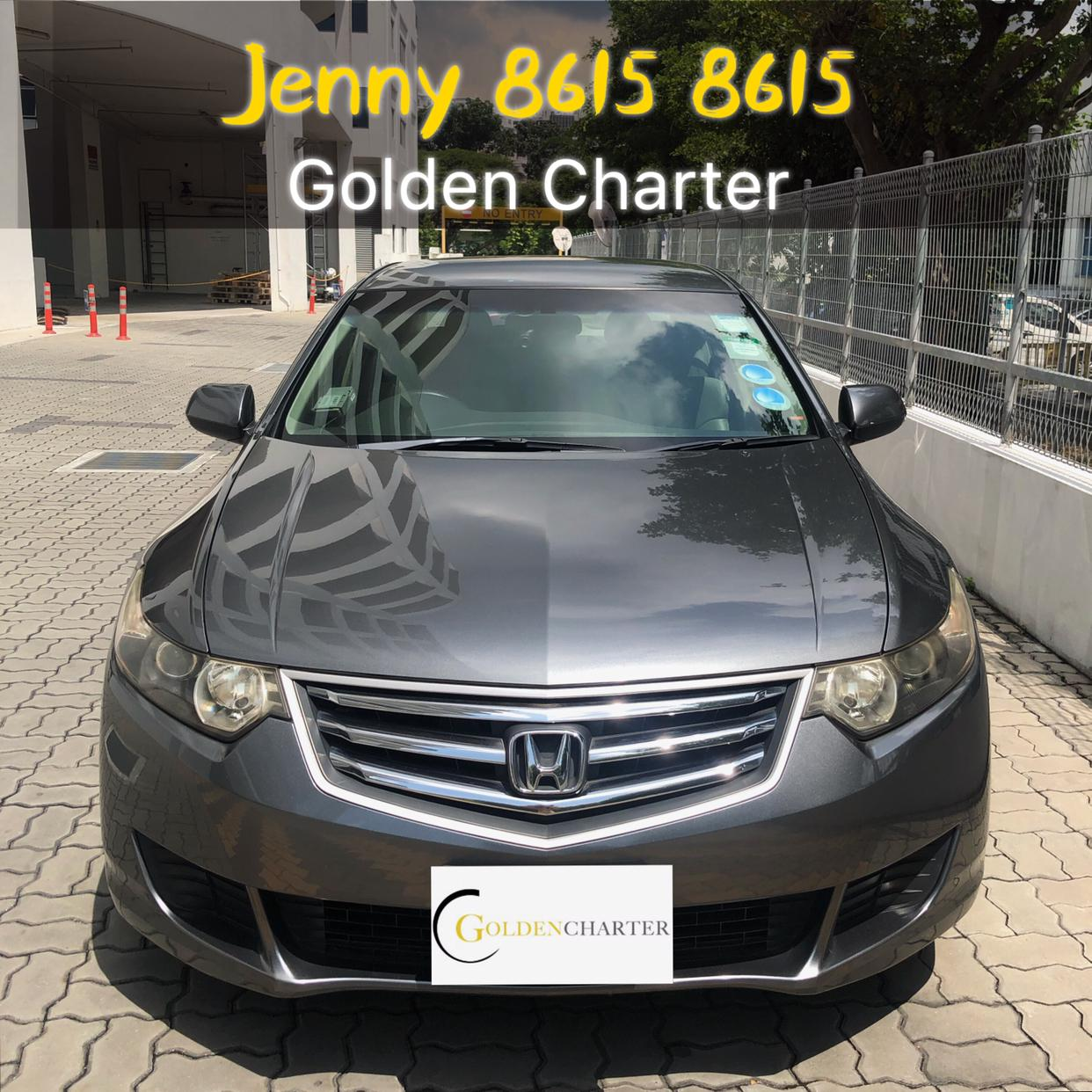 Honda Accord FOR RENT CHEAPEST RENTAL FOR Grab/Ryde/PersonalB