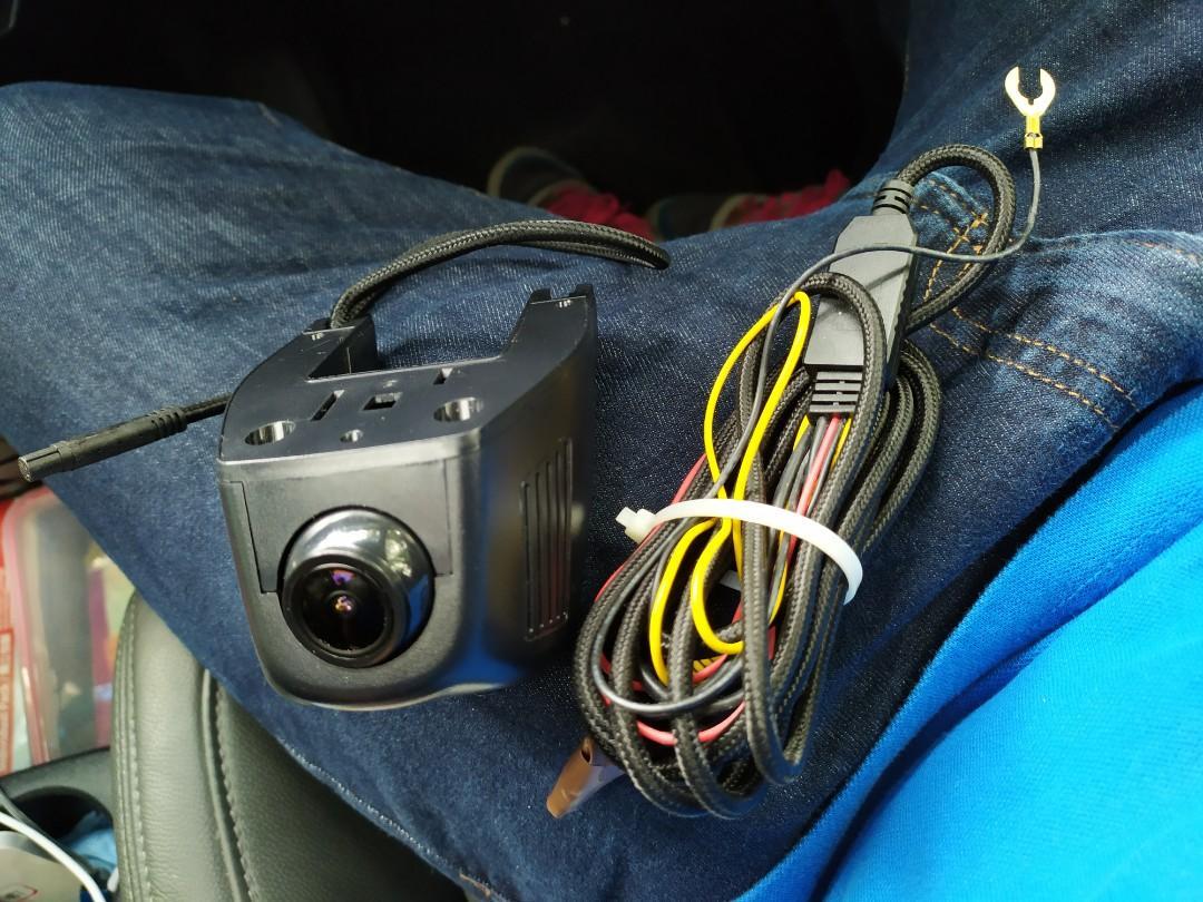 Hyundai H1 Camera