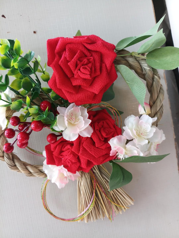 红玫瑰I love U 心型掛飾