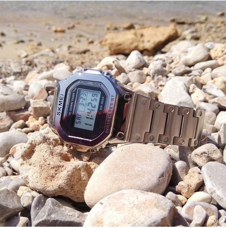 Jam tangan sport unisex exclusive original