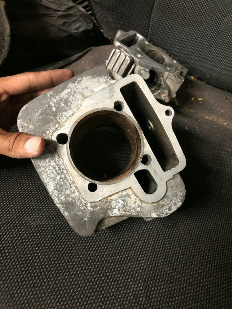 Jualan pecah enjin