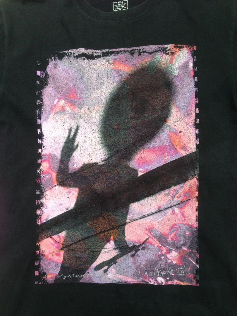 Kaos Nike x Joe Brook (alien)