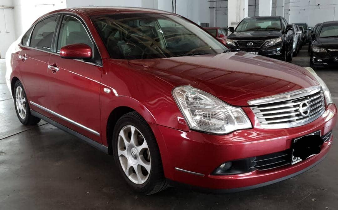 *KERETA SINGAPORE*🇸🇬🇸🇬🇸🇬 *JOIN GROUP WASAP 12👇 https://chat.whatsapp.com/KbcPwtnB4SwETD5Yt7qHLZ 09 NISSAN SYLPHY 2.0CC JB *RM 5 000*  Wasap.my/60126373536 *WANT SELL BACK YOUR SCRAP CAR?LET ME HELP😊*