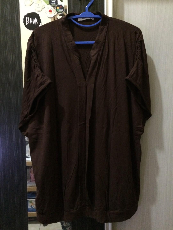 Kimono top / baju lengan pendek