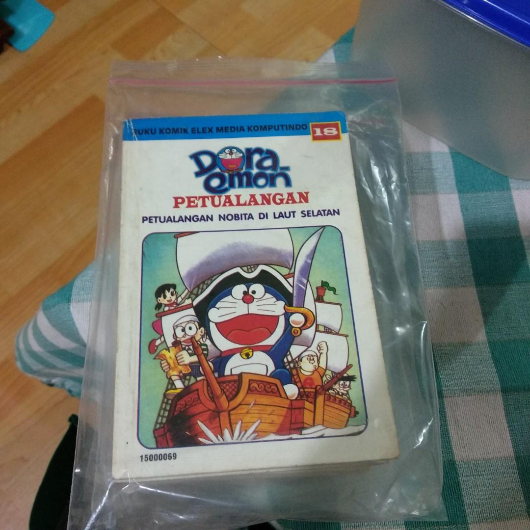 Komik Doraemon Seri Petulangan