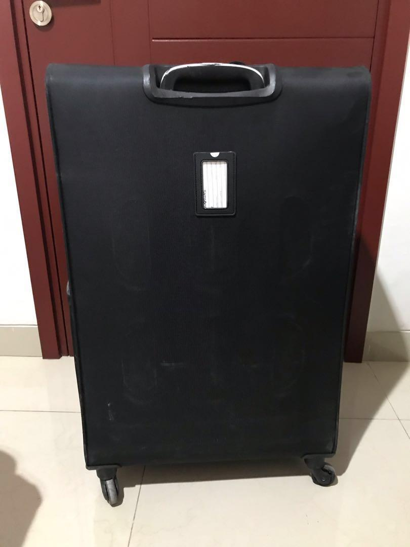 Koper Samsonite Soft Cover Spinner 28 Inch