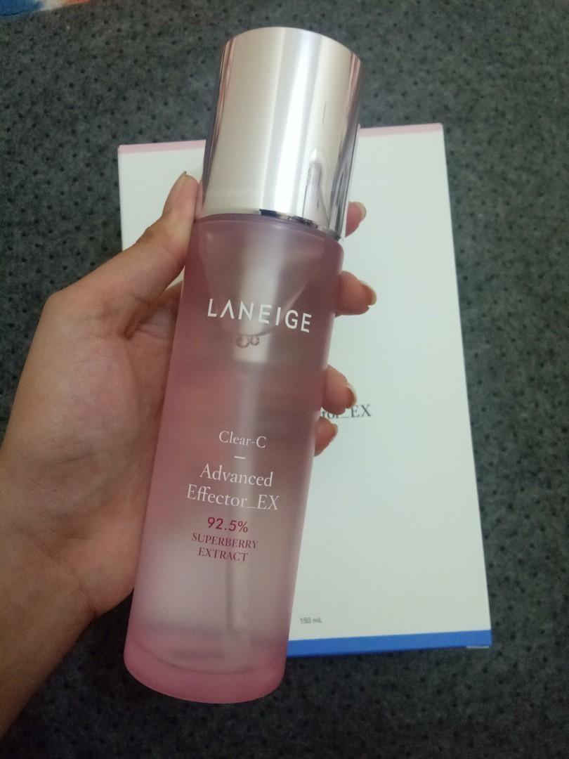 NEW Laneige Clear C affector ex
