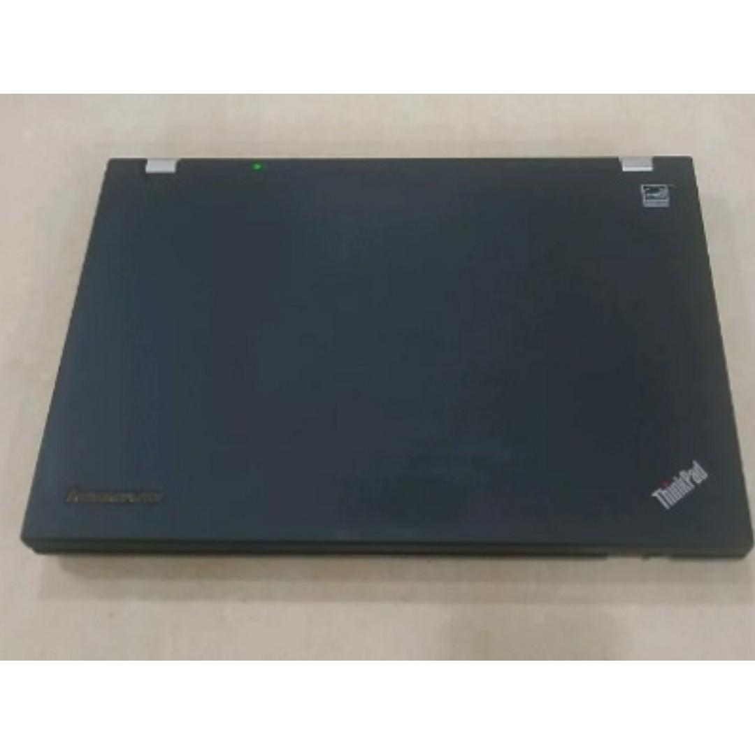 "Laptop Lenovo T520 I5 Gen2 Ram 8gb HDD 320gb Layar 15"" Second Murah"