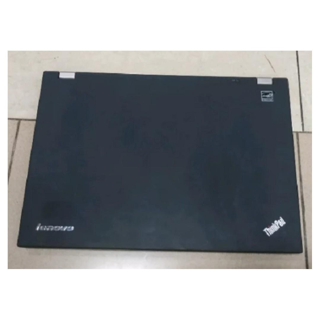 Laptop Lenovo Thinkpad T420 I7 Ram 4gb VGA Nvidia Second Murah