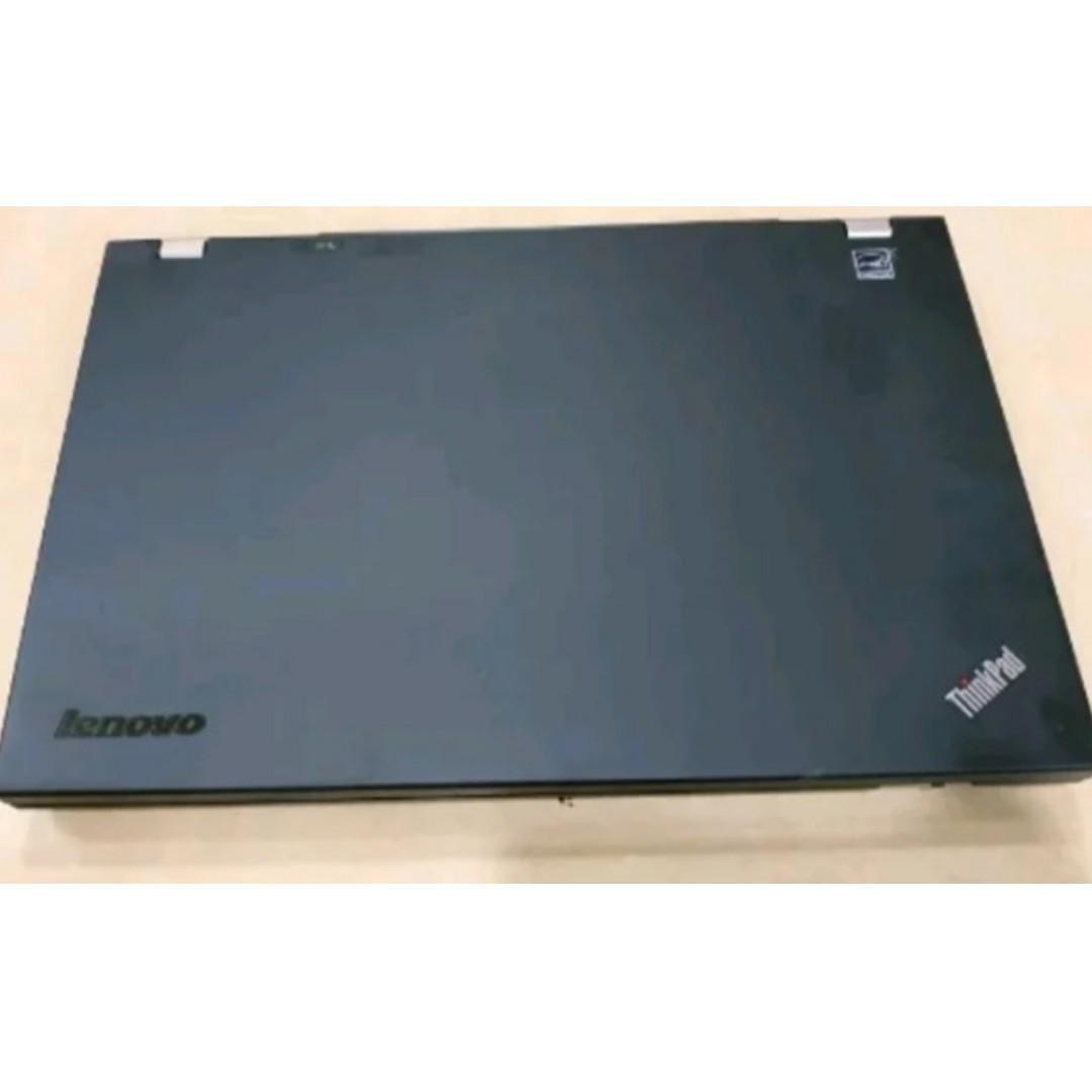 Laptop Second Thinkpad T530 I5 Gen3 Ram 4gb HDD 320gb VGA Dobel