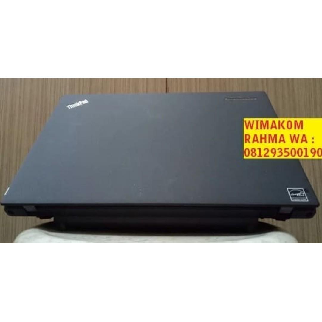 Laptop Thinkpad X240 Core I5 Gen 4 Ram 8gb Hdd 500gb Second TOUCHSCREN