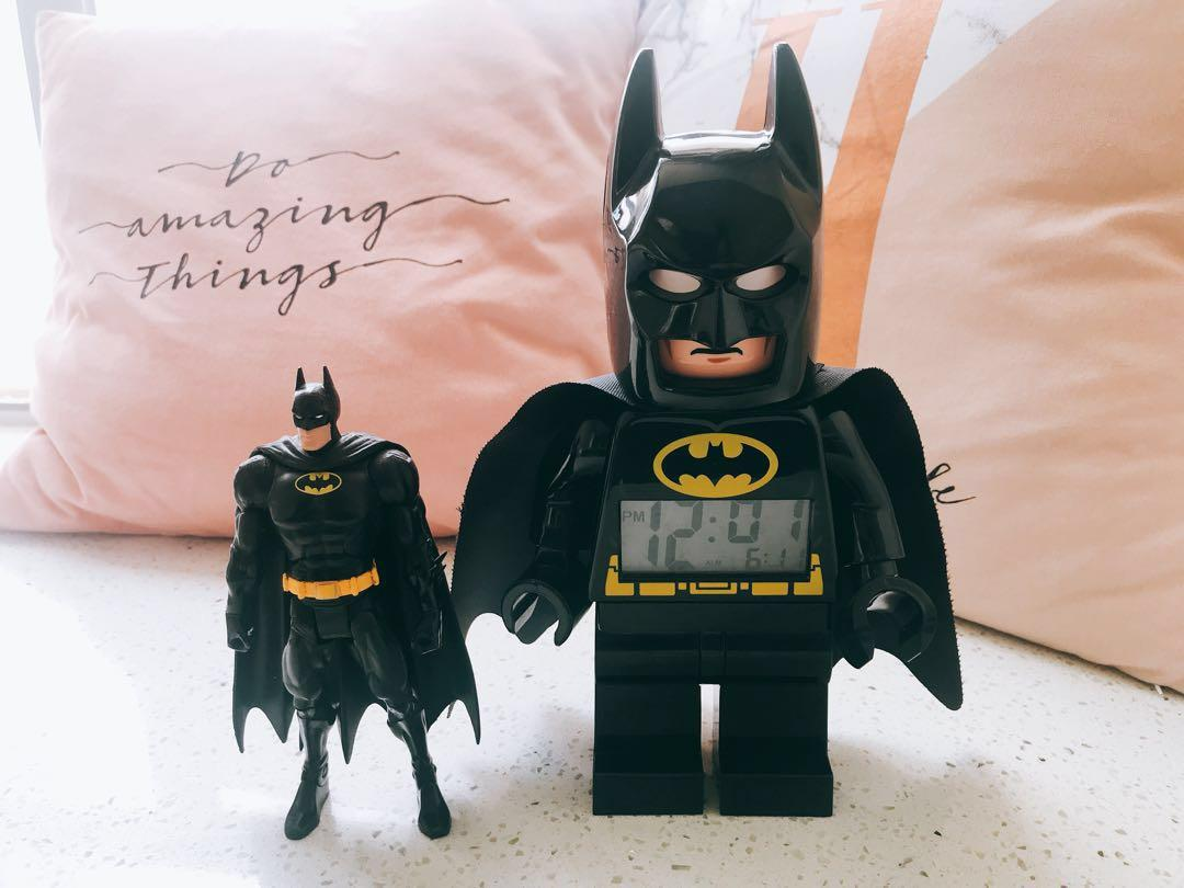 Lego Batman 時鐘鬧鐘