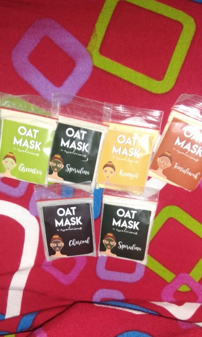 masker organik