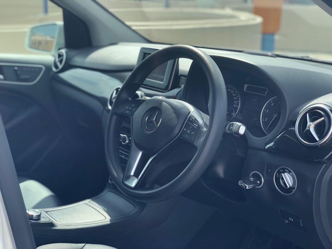 Mercedes-Benz B200 BlueEfficiency Chrome Package Auto