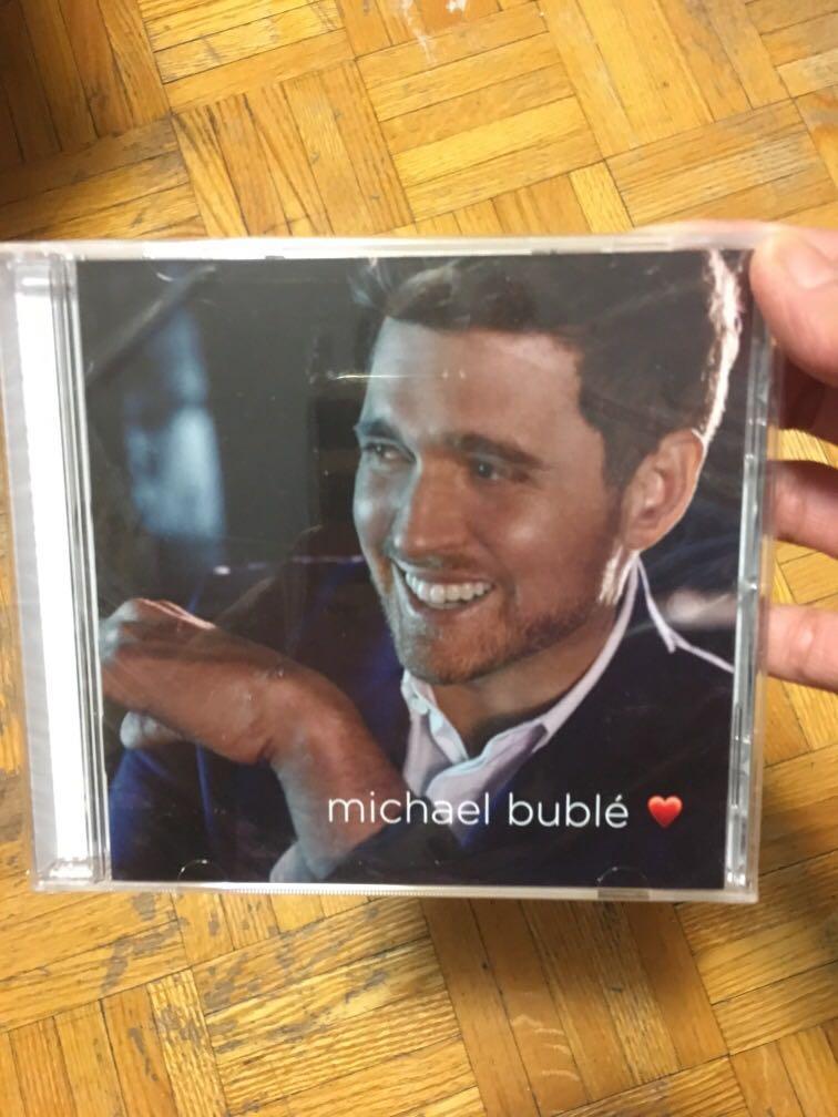Michael Buble Love album