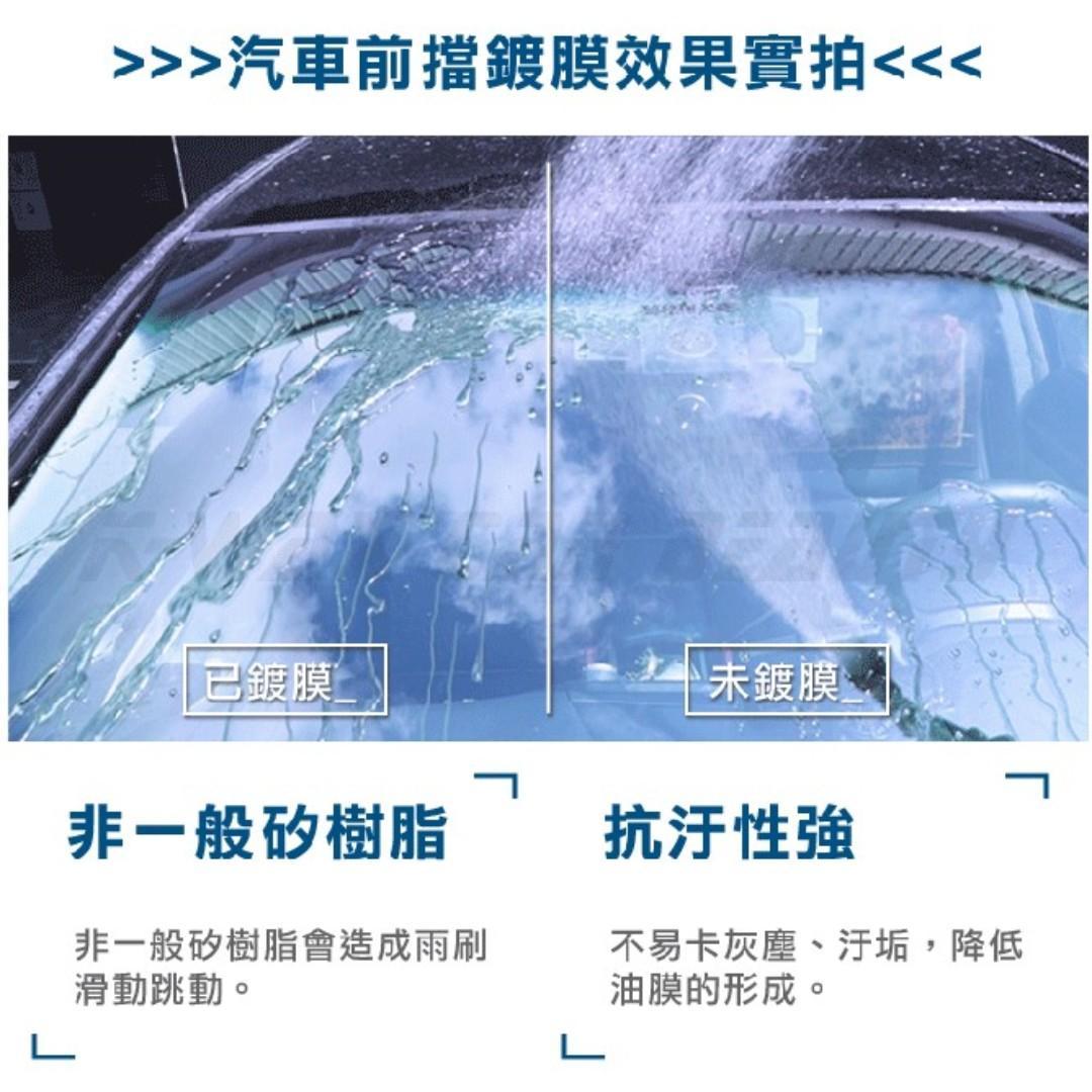 Kwax NFG 奈米氟素玻璃鍍膜
