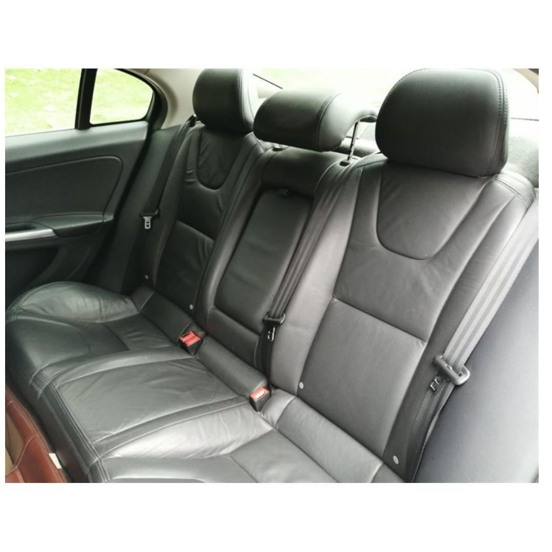 Nice聯盟 2013年 Volvo/富豪 S60 前車女主是一個貴婦愛車