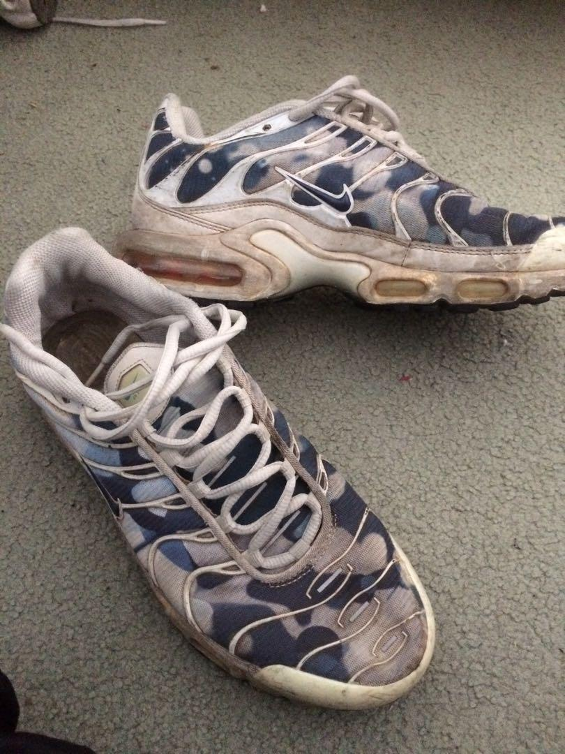 Nike AirMac tn's very rare vintage I have only found 1 other pair and he want $530 that says it all