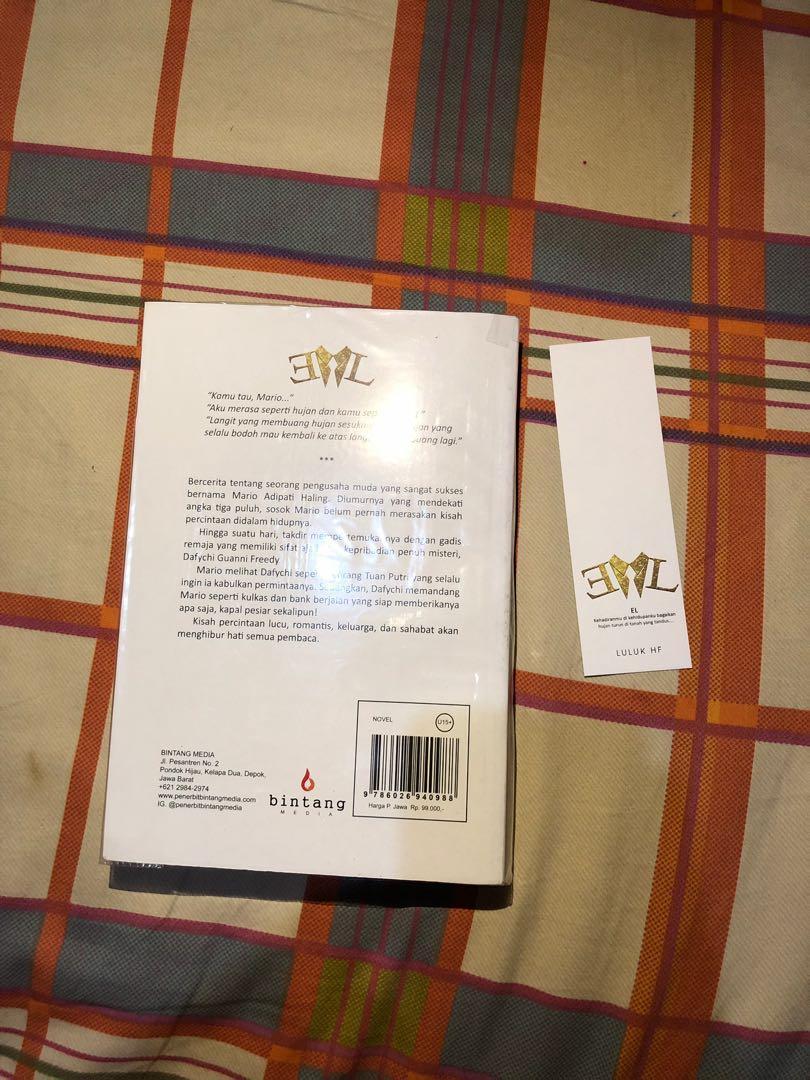 Novel EL by Luluk HF