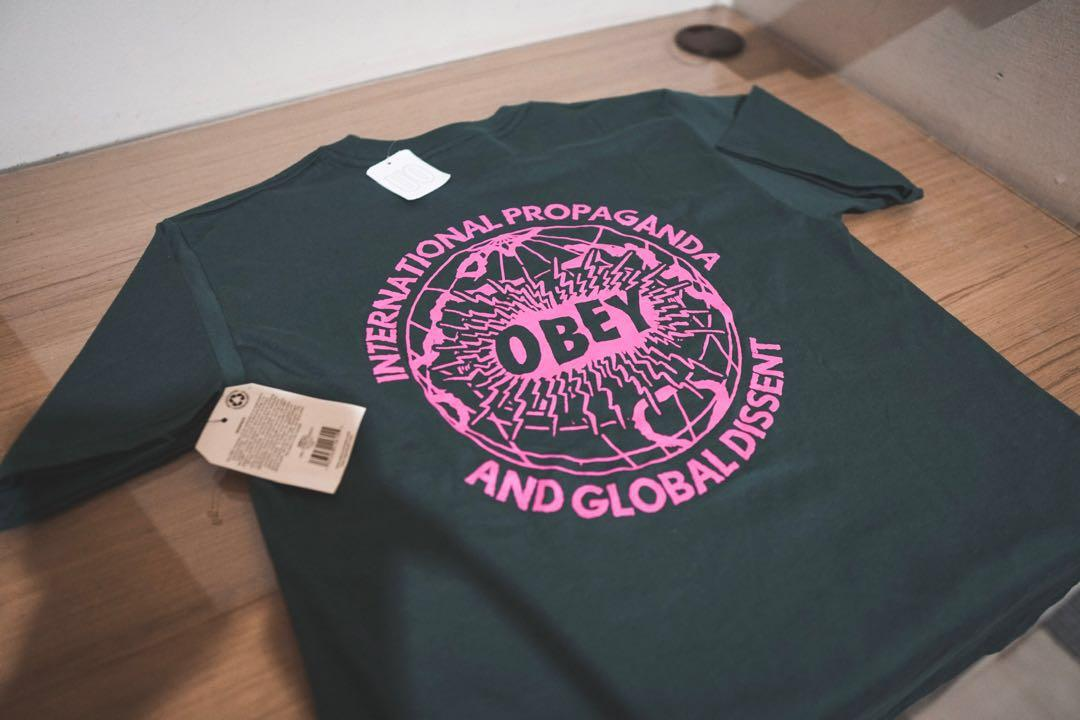 OBEY TEES SMALL