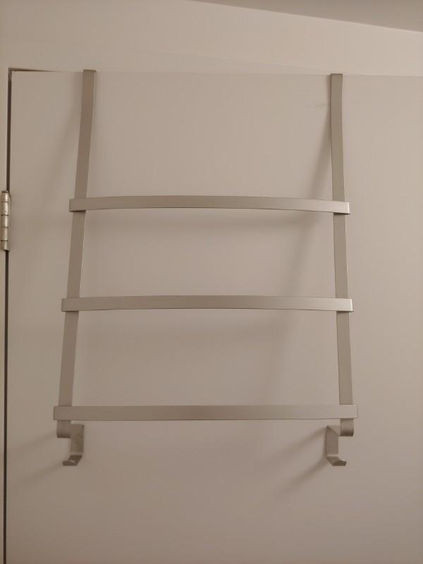 Over the Door Towel Rack - 3 Bars