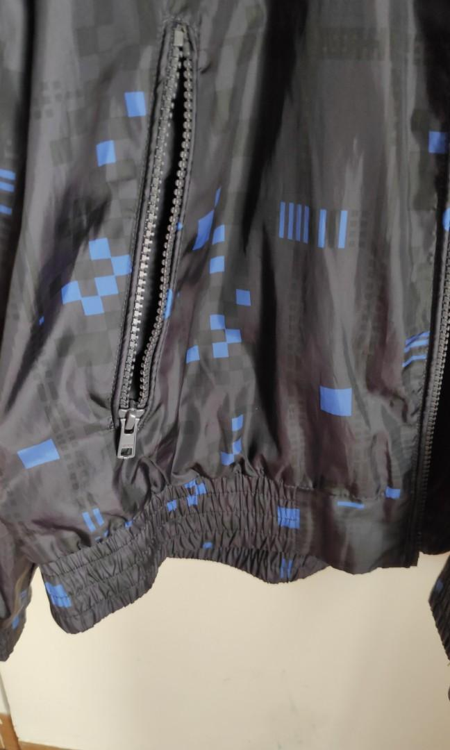 Parachute Jacket with Inner Layer