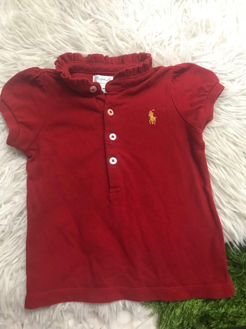 Preloved - Ralph Lauren Polo Shirt