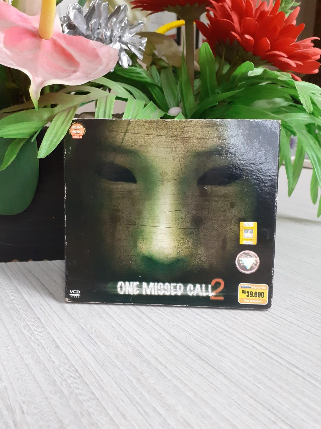 [PRELOVED] ONE MISSED CALL #2
