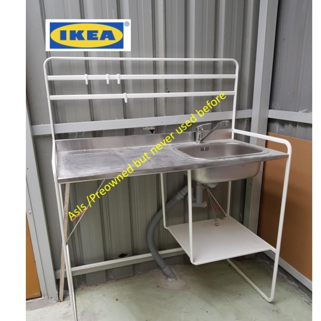 PREOWNED IKEA SUNNERSTA Mini Kitchen (Never used before ...