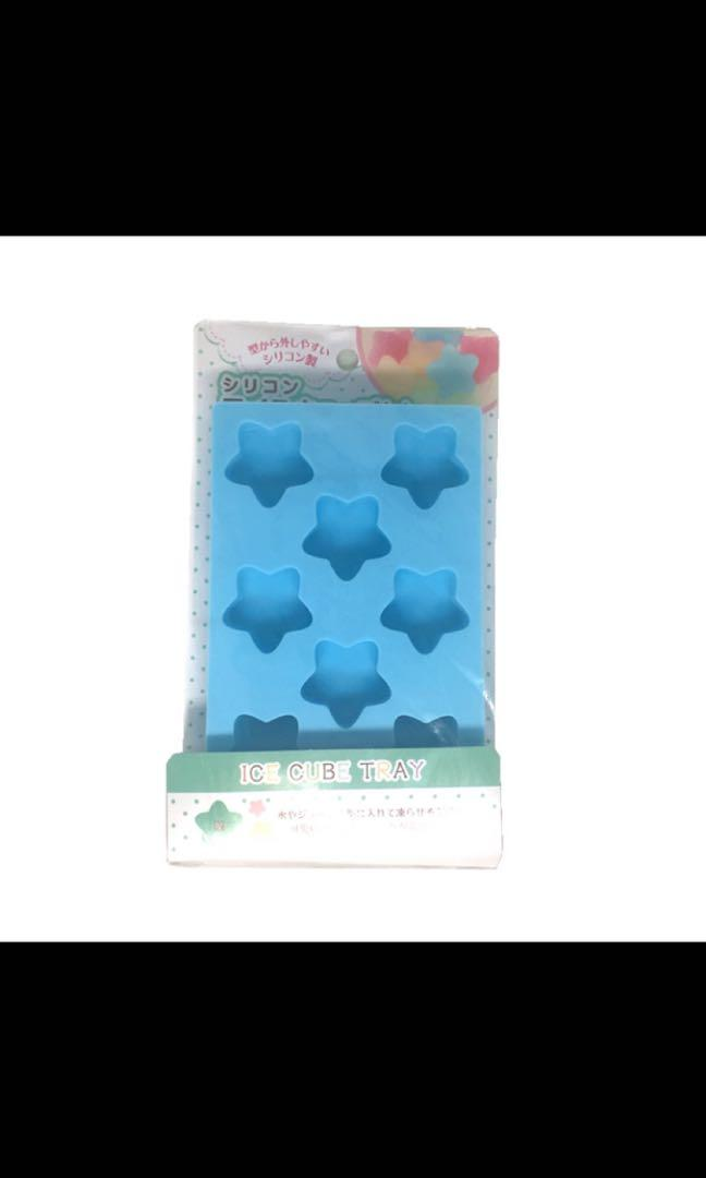 Puffy Star Shaped Silicone Mold (incoming stock)
