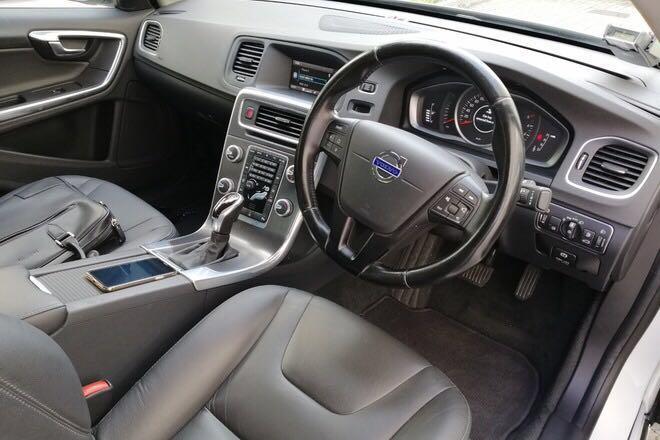 ⚡️⚡️Rental Car Volvo S60 D2 Auto