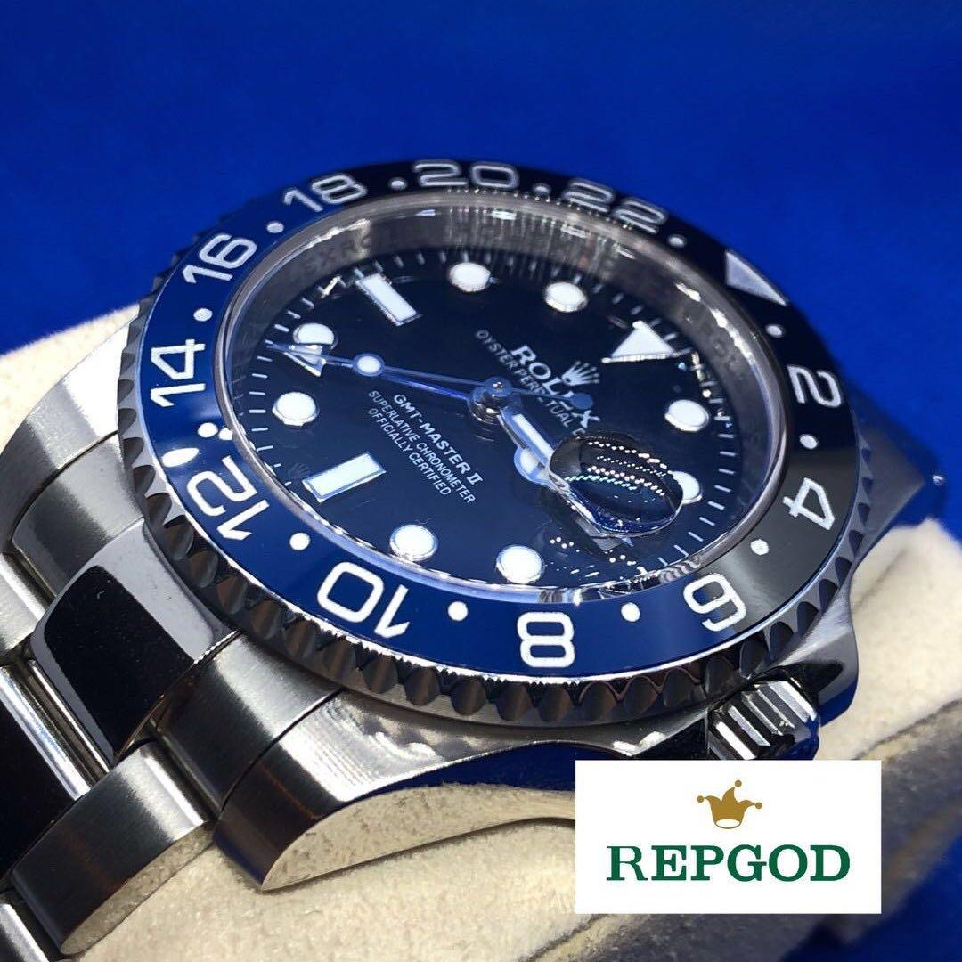 Rolex GMT 116710BLNR BATMAN