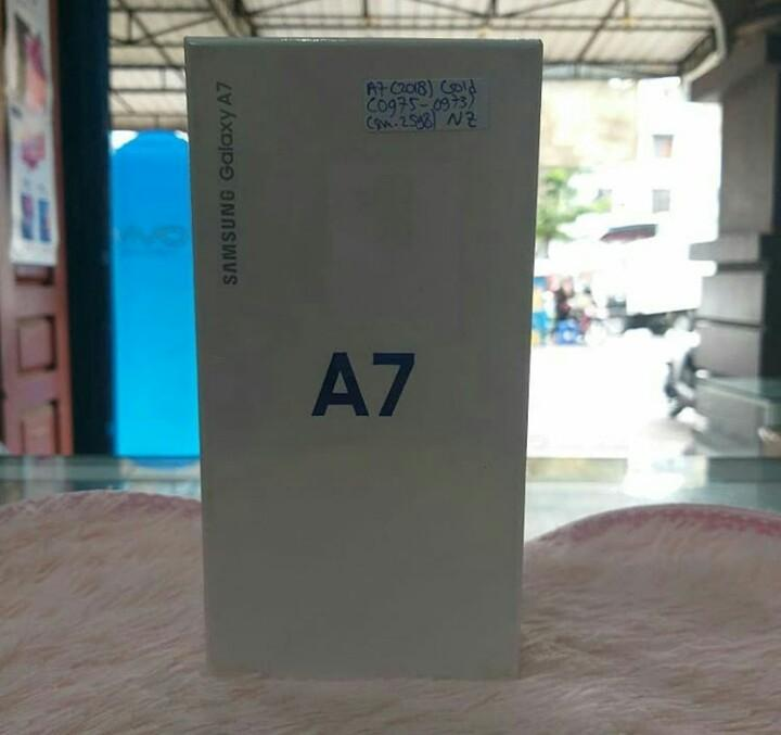 Samsung a7 new original