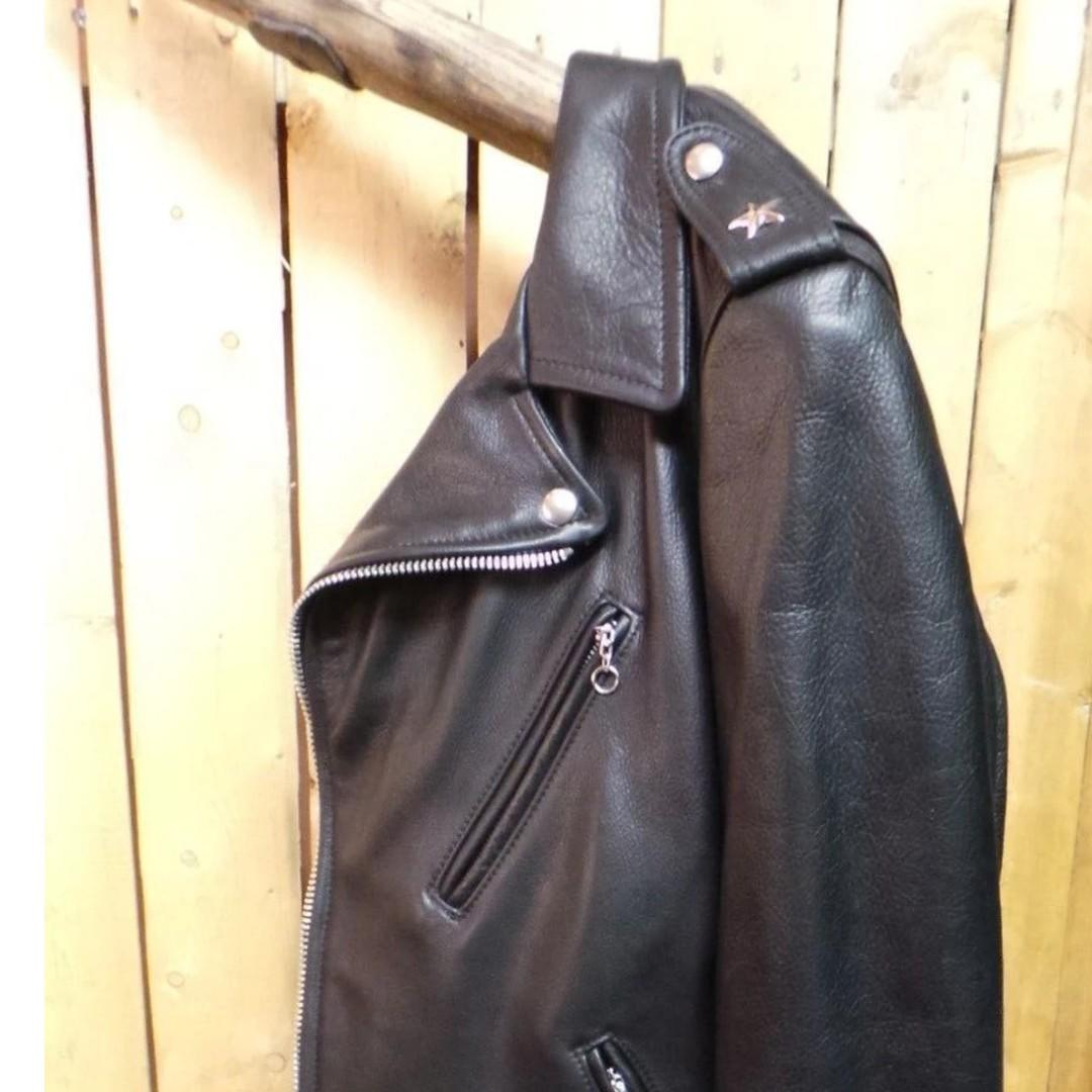 Schott 519 Cowhide 50's Perfecto Motorcycle Leather Jacket