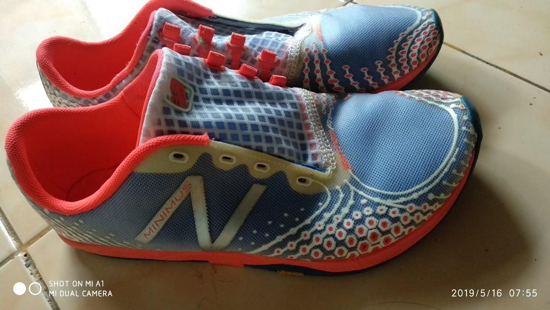 Sepatu Sport New Balance Zero V2 ori