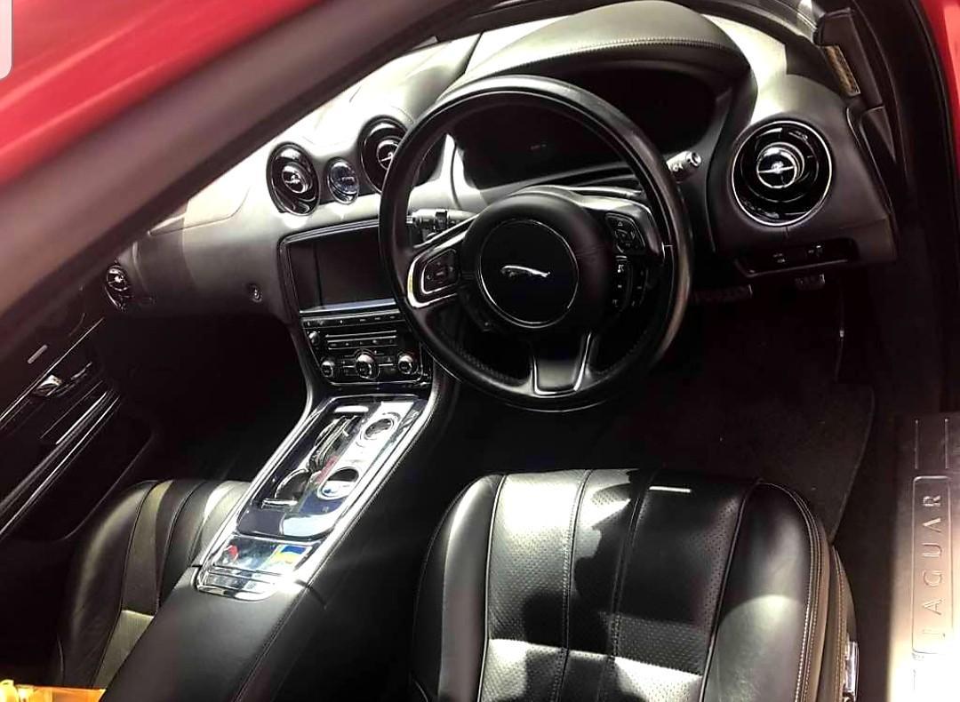 SEWA BELI>>JAGUAR XJL 5. 0 AT AUTO SUPER SPORTBACK 2013/2015