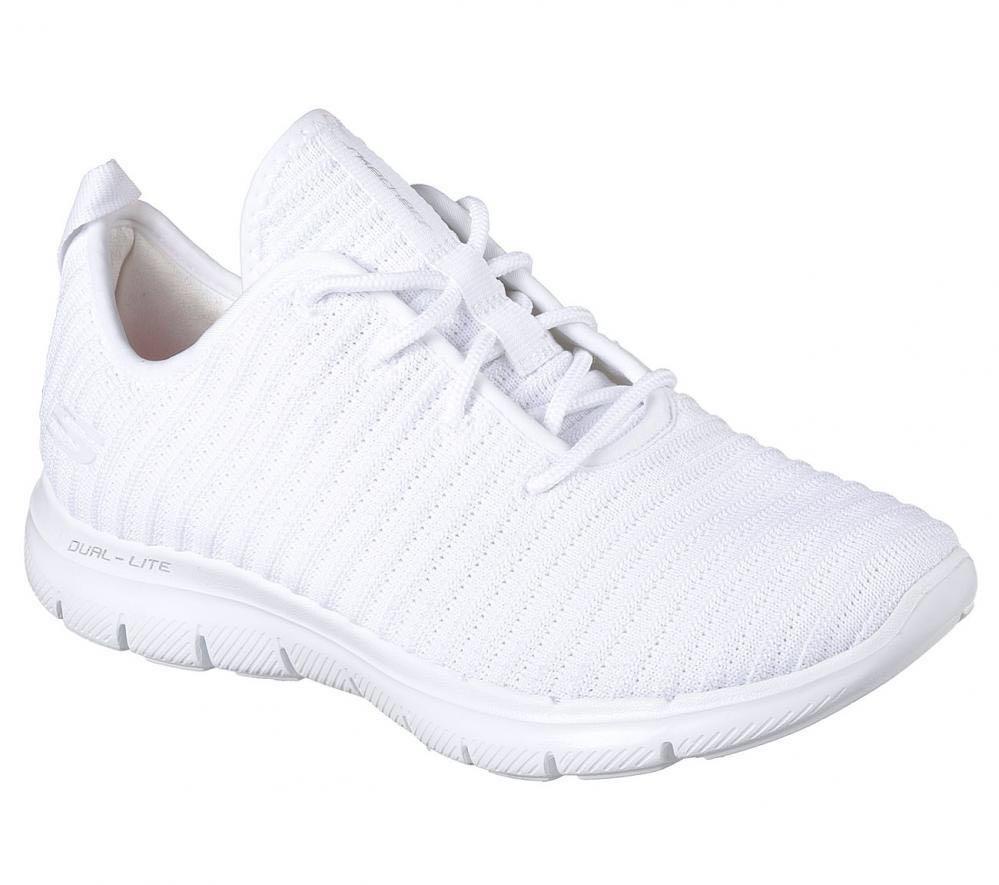 white skechers