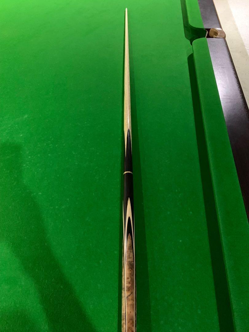 Snooker Cue Red Craft Cue