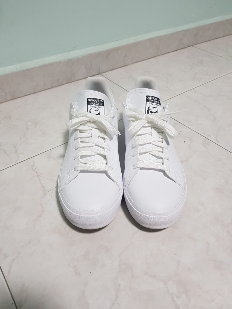 size 40 5c75e 28e42 Stan smith vulc