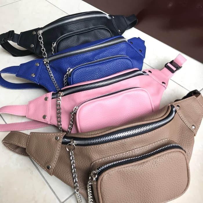 supplier tas cewek murah wanita branded selempang import PnB BELTBAG
