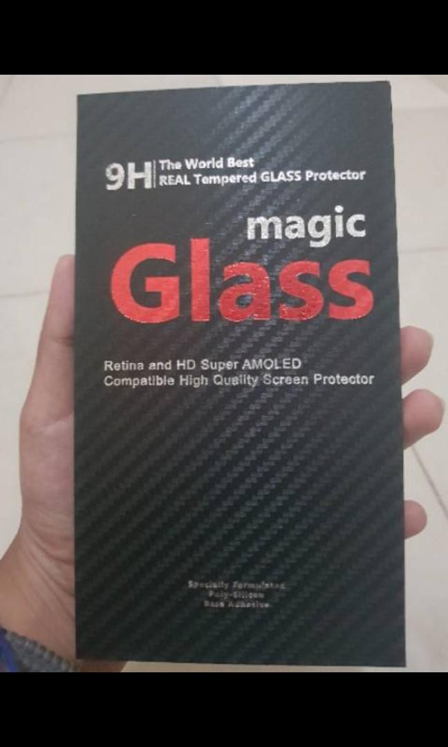 Tempered Glass Samsung S8+